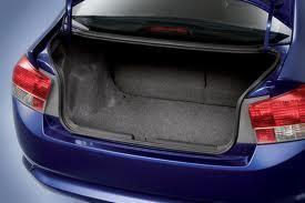 Багажник Honda City