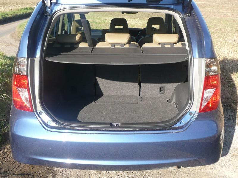 Багажник Honda FR-V