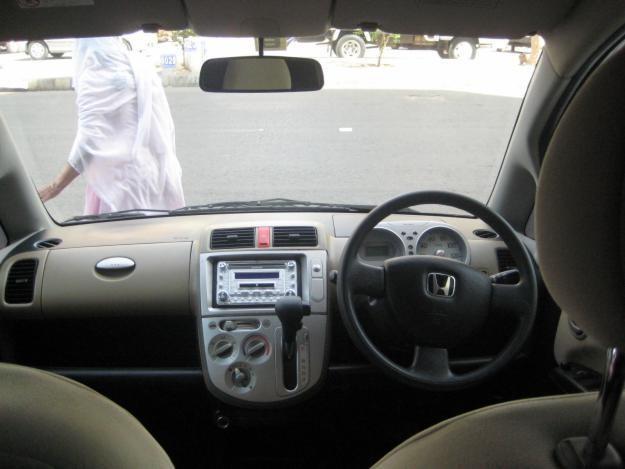 Руль, кпп, приборная панель Honda Life