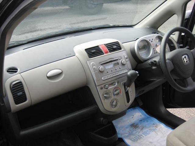Кпп, руль, приборная панель Honda Life