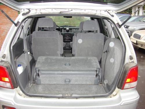 Багажник Honda Shuttle
