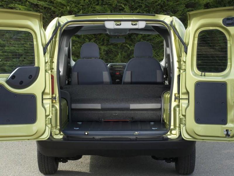 Багажник Peugeot Bipper