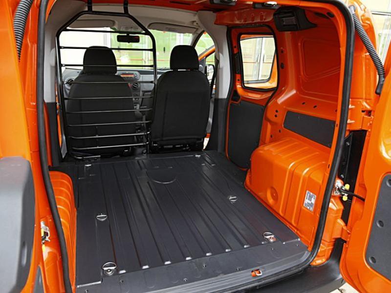 Багажник минивэна Fiat Florino