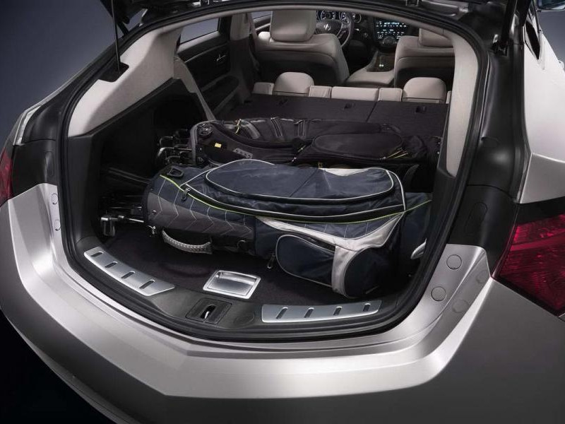 Багажник Acura ZDX