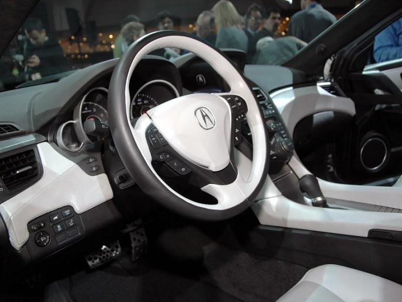 Руль, кпп Acura ZDX