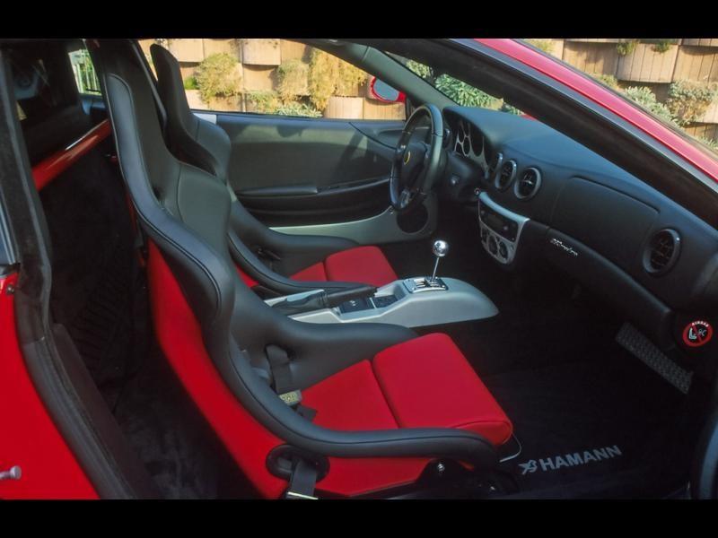 Салон, руль, кпп Ferrari 360 Modena Spider