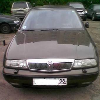 Седан Lancia Kappa, вид спереди