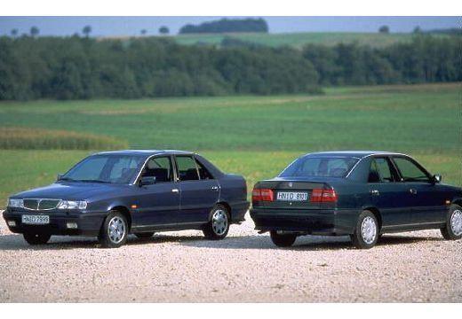 2 седана Lancia Dedra