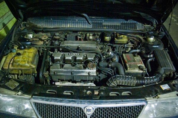 Двигатель Lancia Dedra