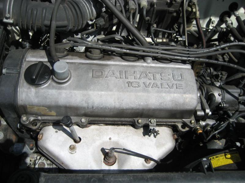 Двигатель Daihatsu Applause