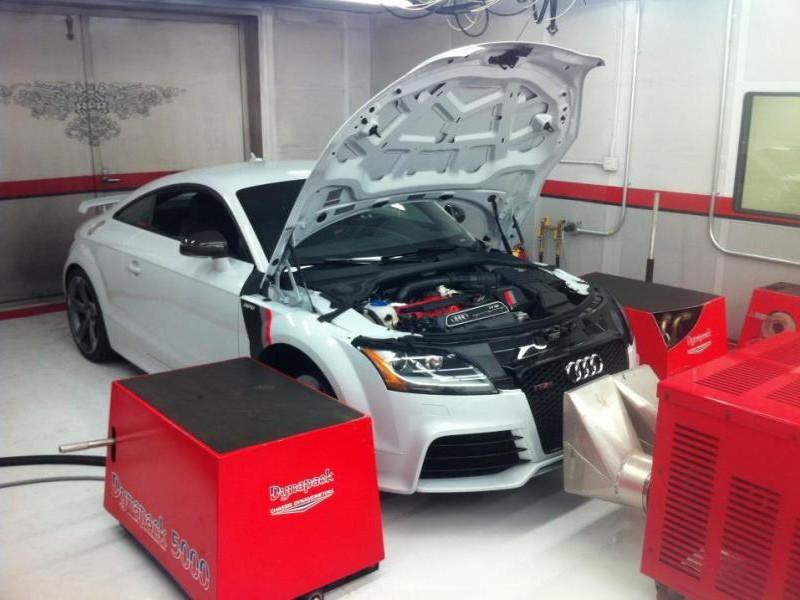 Купе APR Audi TT RS stage-3