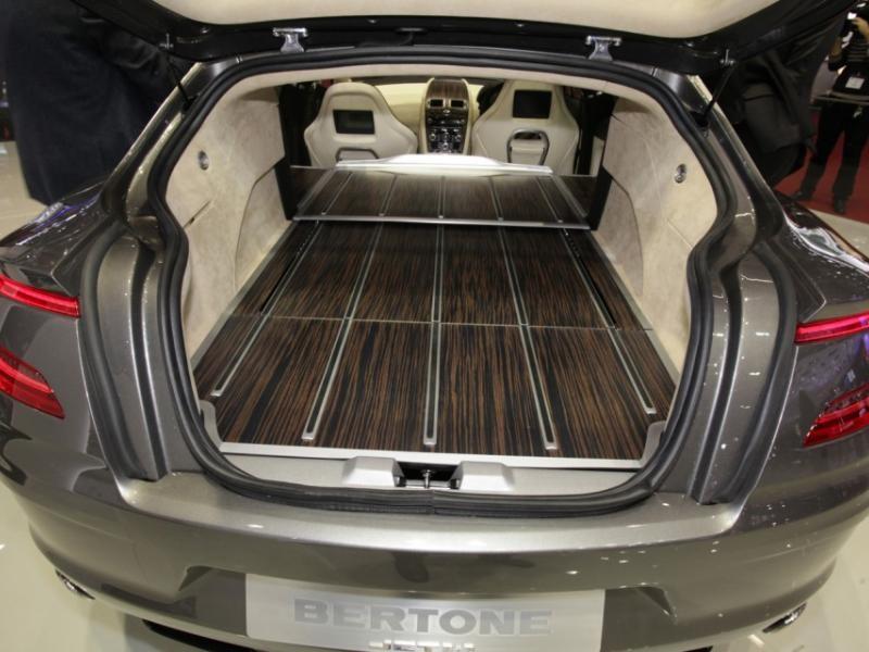 Багажник Aston Martin Rapide Jet 2+2 2013