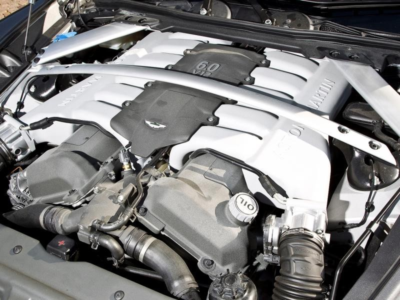 Двигатель Aston Martin Rapide Jet 2+2 2013