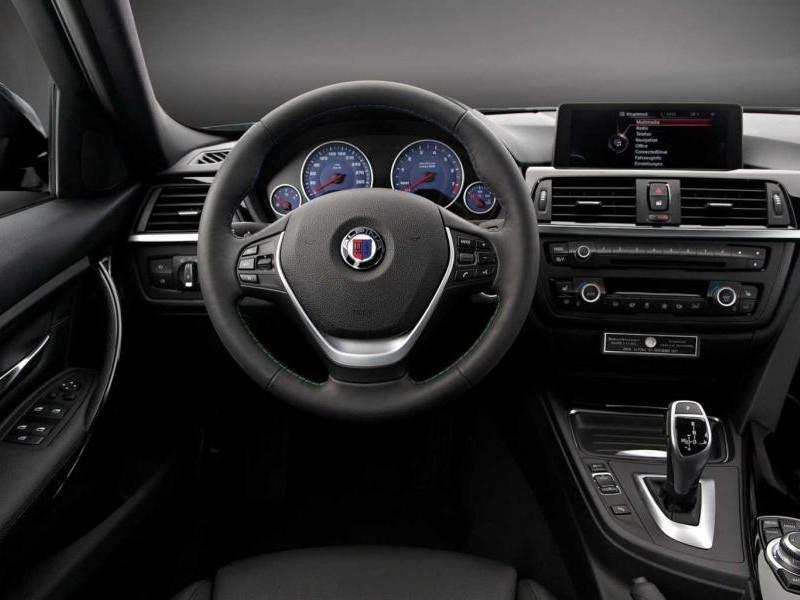 Руль, кпп, консоль BMW M3 (F30) 2013