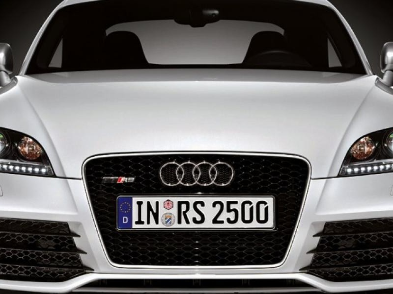 Купе APR Audi TT RS stage-3 вид спереди