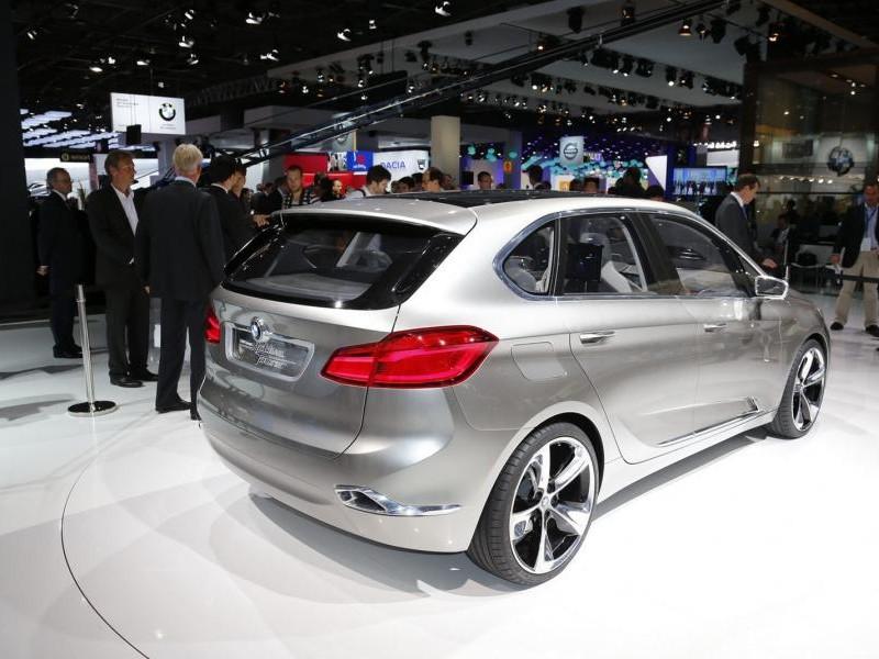 Презентация хэтчбека BMW 1-Series GT