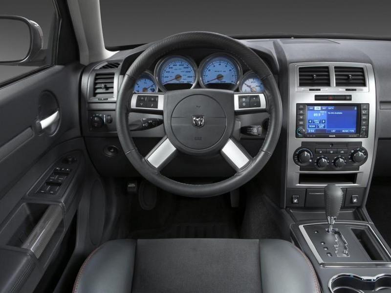 Салон, руль, кпп, консоль Dodge Charger STR8