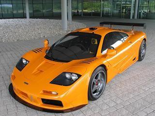 Комфортабельный McLaren F1 LM XP1
