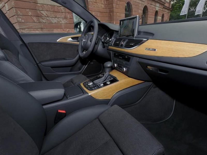 Руль, кпп, консоль, салон Audi A6 Avant