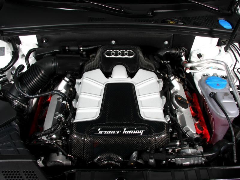 Двигатель Audi S5 Cabrio