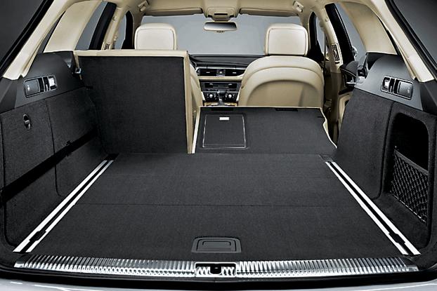 Салон Audi A6 Avant
