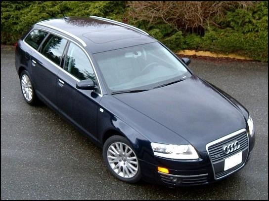 Комфортабельный Audi A6 Avant