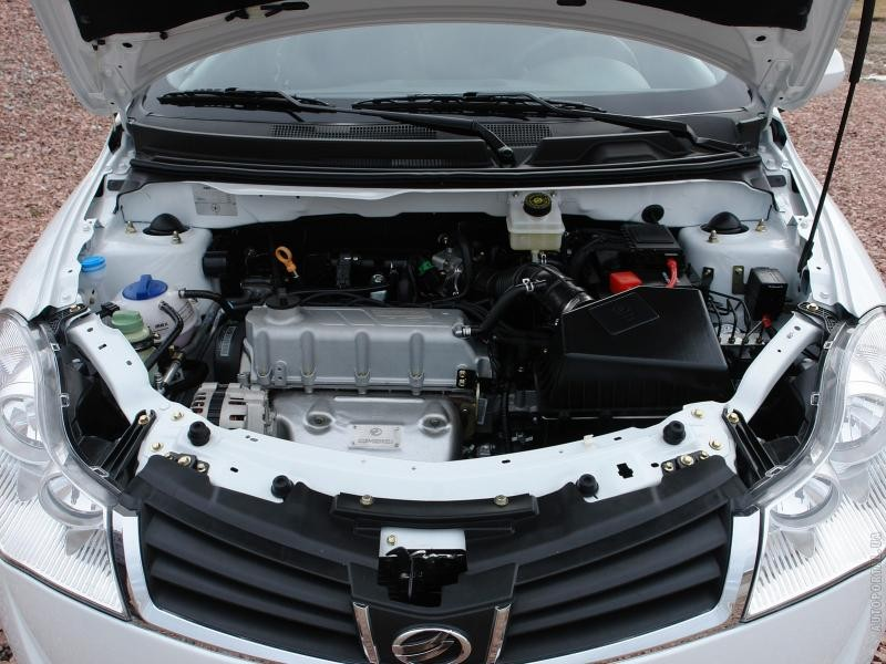 Двигатель ЗАЗ Forza
