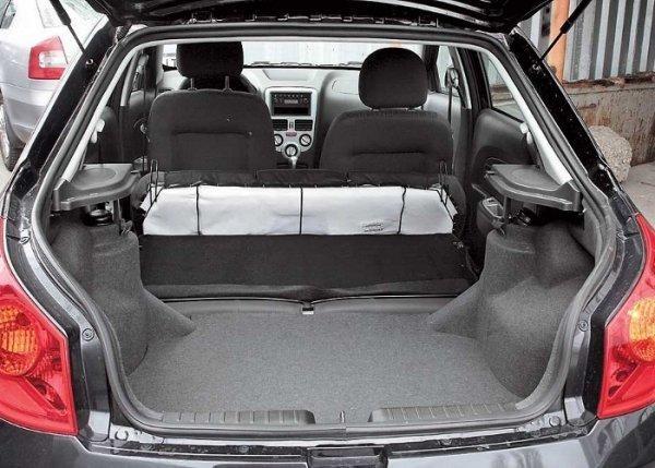 Багажник ЗАЗ Forza