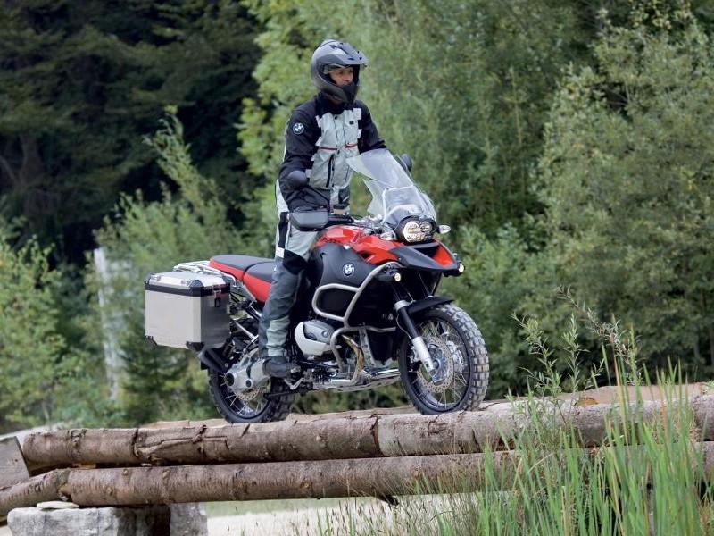 Спортивный мотоцикл BMW R1200 GS Adventure
