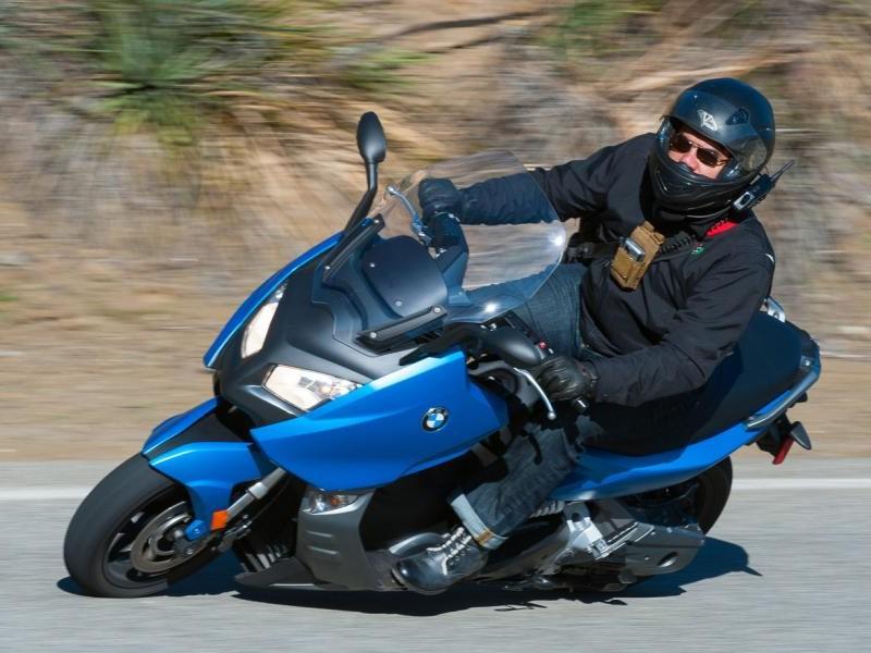 Скутер BMW C600 Sport