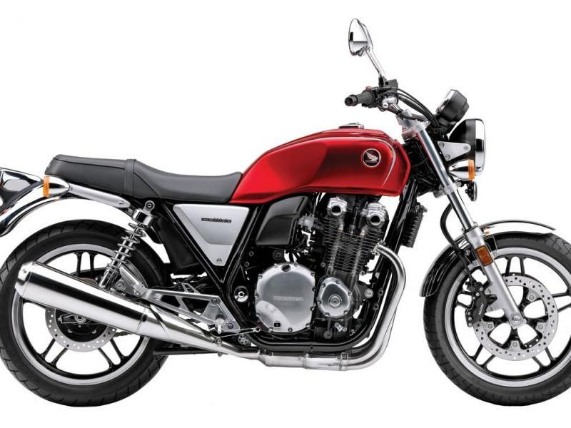 Honda CB1100, вид сбоку