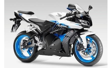 Мотоцикл Honda CBR1000RR Fireblade