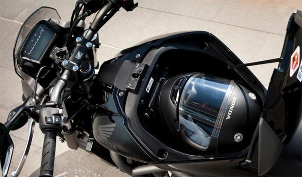 Руль, приборная панель Honda NC700 XD