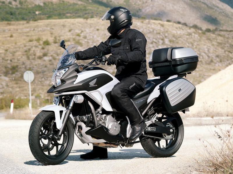 Honda NC700XD, мотоцикл