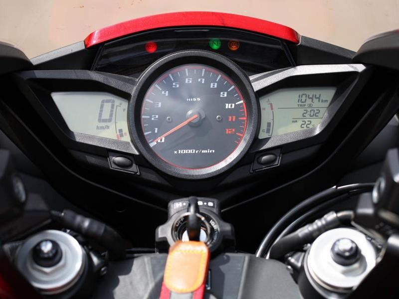 Руль, приборная панель Honda VFR1200 XD