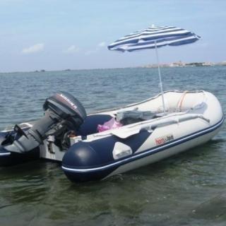 Лодка Honda T35 AE2