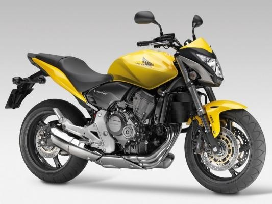 Мотоцикл Honda CB600FA Hornet