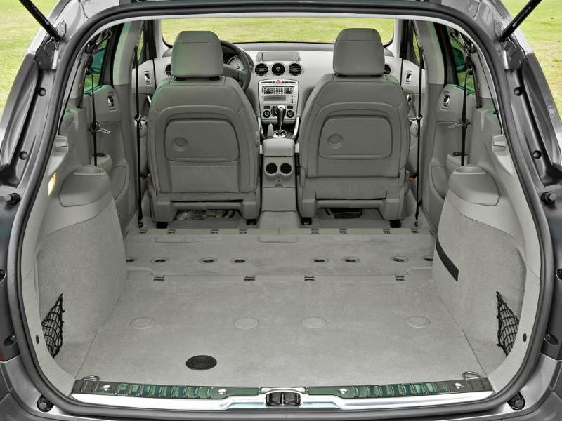 Багажник Peugeot 308 SW