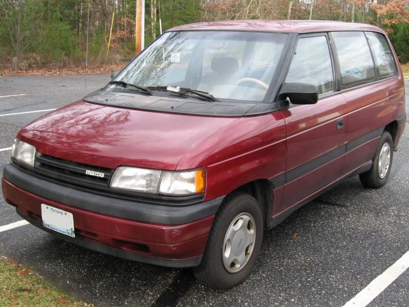 Mazda Efiniti MPV 1997