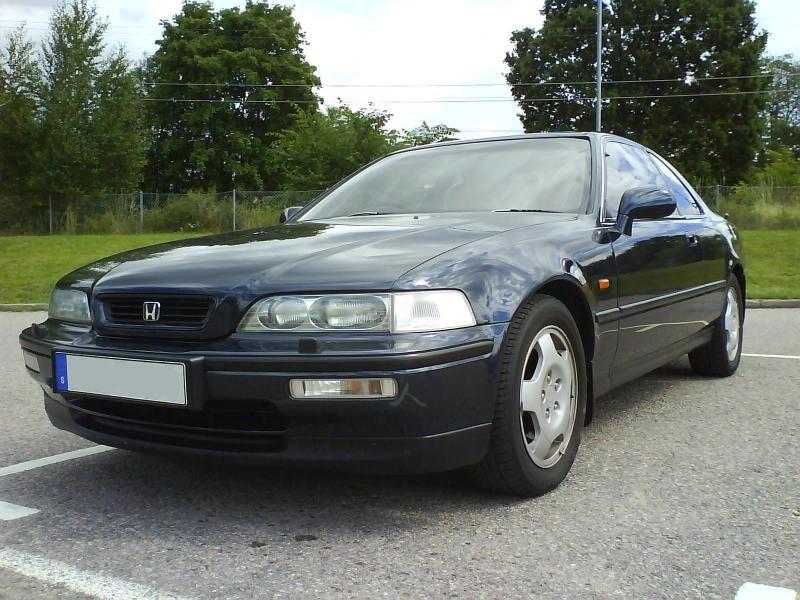 Honda Legend Coupe вид спереди