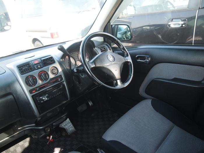 Руль, салон Honda Life Dunk