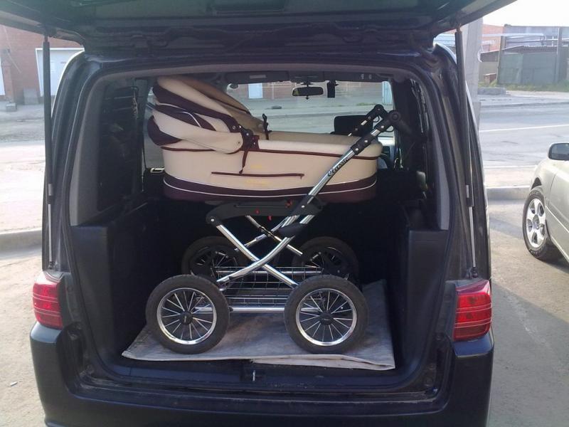 Багажник Honda Mobilio Spike