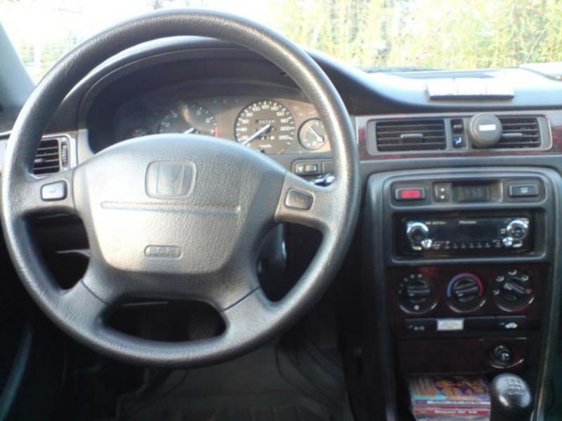 Руль, кпп, приборная панель Honda Civic Aerodeck