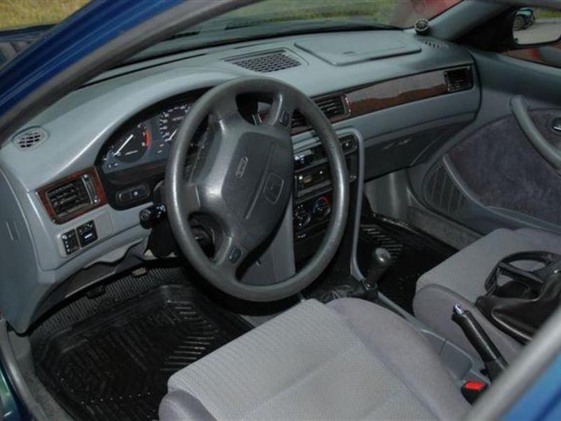 Руль, кпп, приборная панель универсала Honda Civic Aerodeck