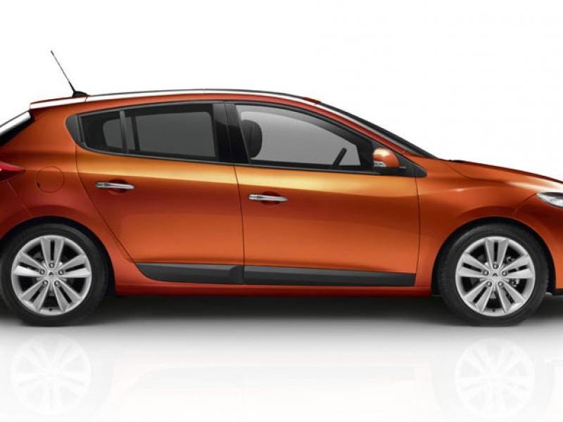 Renault megane: провожаем июль со спецверсией хэтчбека