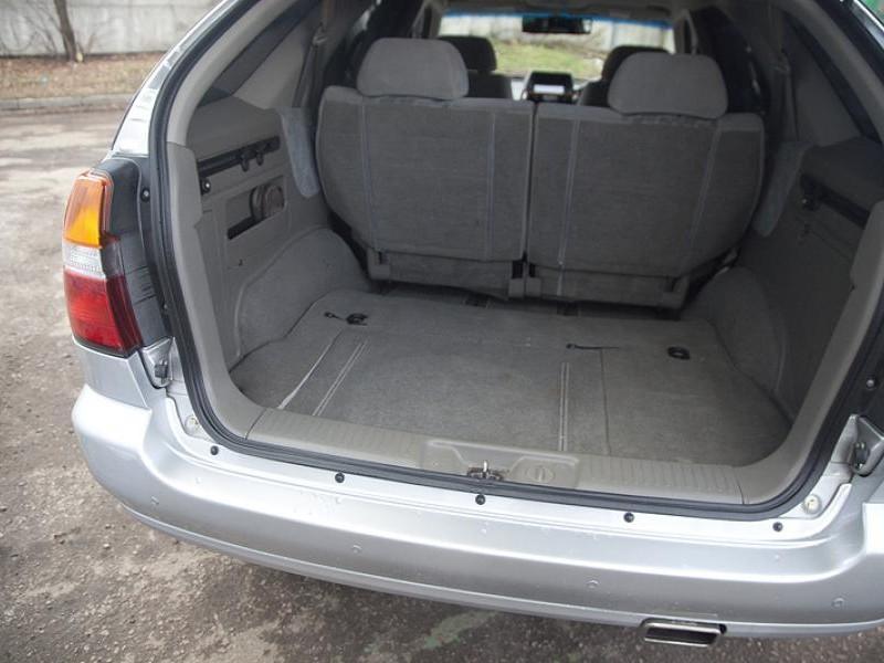 Багажник Nissan R`nessa