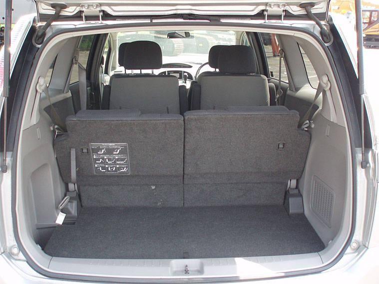 Багажник Nissan Presage
