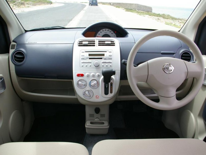 Руль, кпп, консоль Nissan Otti