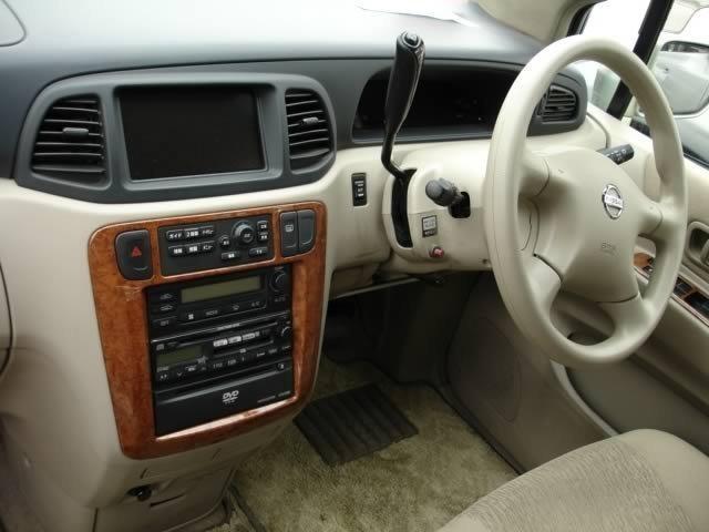 Руль, консоль Nissan Liberty