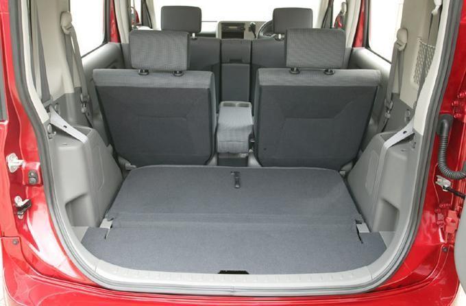 Багажник Nissan Cube Cubic
